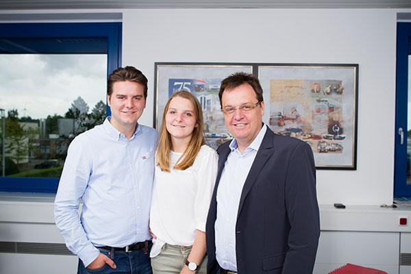 Vetten-Gruppe Mönchengladbach Tradition Familienunternehmen Generation Zukunft