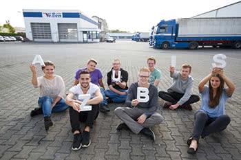 Vetten-Gruppe Mönchengladbach Ausbildung Weiterbildung Azubis