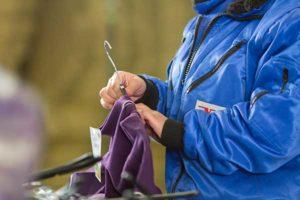 Vetten-Gruppe Mönchengladbach Viersen Textilservice Kontraktlogistik Textilaufbereitung Aufbügeln