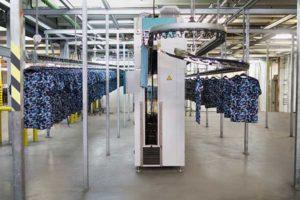 Vetten-Gruppe Mönchengladbach Viersen Textilservice Kontraktlogistik Textilaufbereitung Tunnelfinisher 5