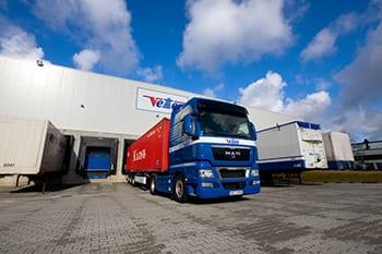 Vetten-Gruppe Mönchengladbach Transporte Schubboden Tautliner Sattelzug Seecontainer Trucking 3