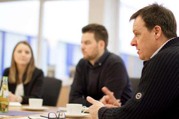 Vetten-Gruppe Peter Vetten Geschäftsführer Inhaber Team