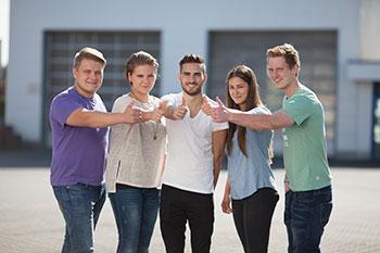 Vetten-Gruppe Mönchengladbach Ausbildung Azubis