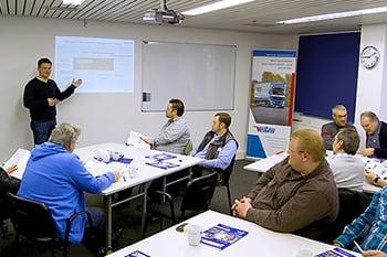 Vetten-Gruppe Mönchengladbach Ausbildung Weiterbildung Berufskraftfahrer BkrfQG 2